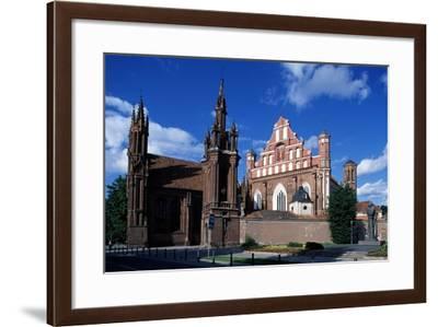 St Anne's Church--Framed Giclee Print