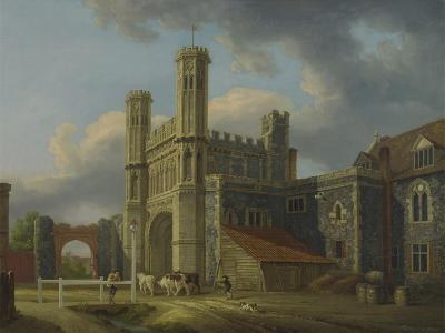 St. Augustine's Gate, C.1778-Michael Rooker-Giclee Print