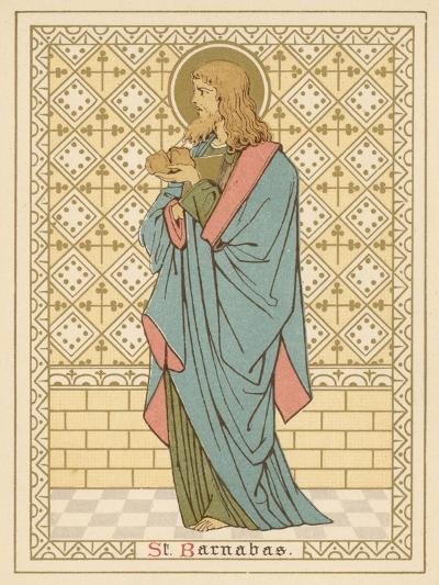 St Barnabas-English School-Giclee Print