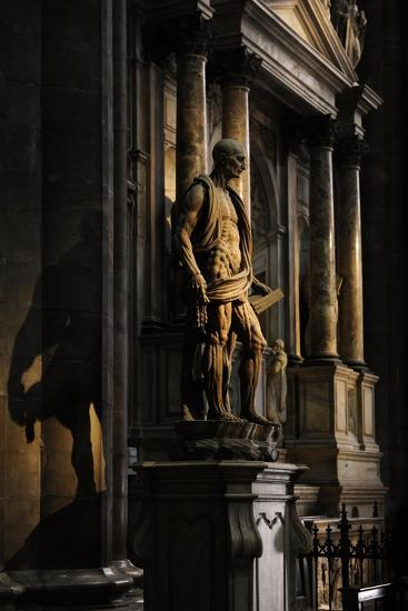 St Bartholomew Flayed--Giclee Print