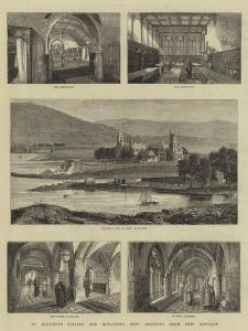 St Benedict's College and Monastery, Fort Augustus, Loch Ness, Scotland