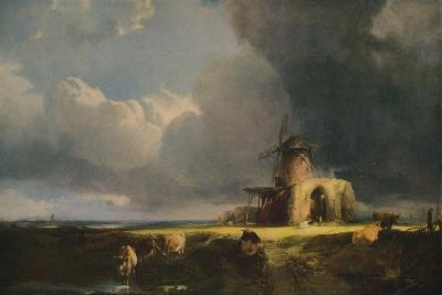 St. Benets Abbey, on the Bure, c1854-Henry Bright-Giclee Print