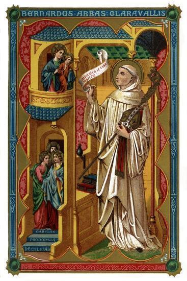 St Bernard, 1886--Giclee Print