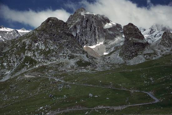 St Bernard Pass-Unknown-Photographic Print