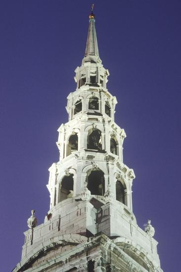 St. Bride's Church, London--Photographic Print