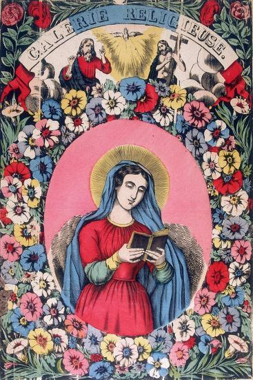 St Bridget, 19th Century--Giclee Print