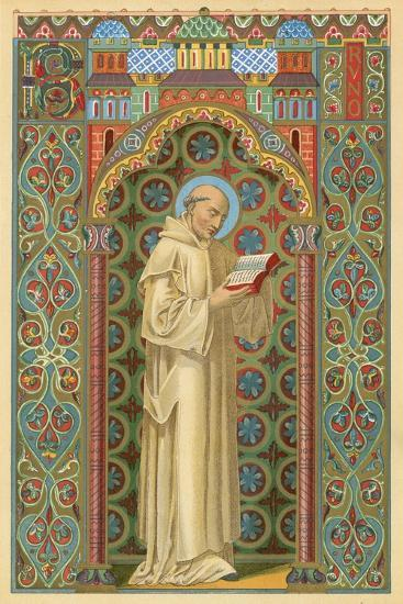 St Bruno-English School-Giclee Print