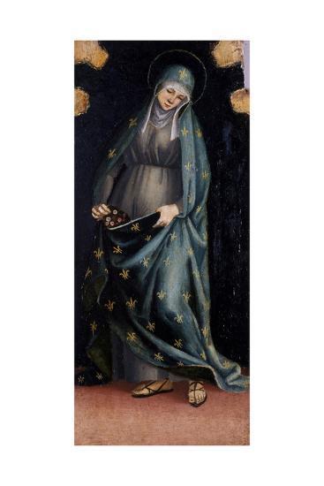 St. Casilda, C.1515-20-Luca Signorelli-Giclee Print