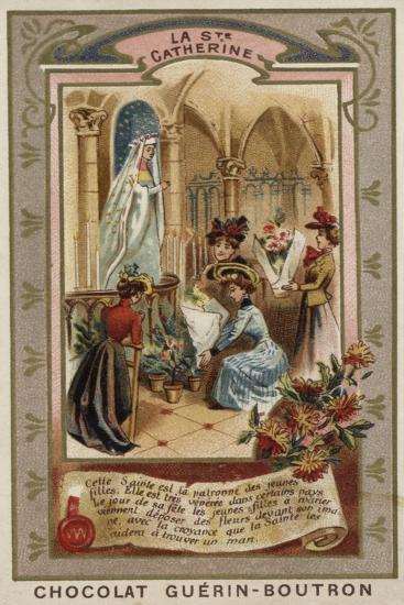 St Catherine's Day--Giclee Print