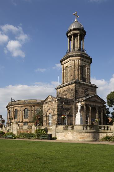 St. Chad's Church, St. Chad's Terrace, Shrewsbury, Shropshire, England, United Kingdom, Europe-Stuart Black-Photographic Print