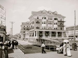 St. Charles Hotel, Atlantic City, N.J.