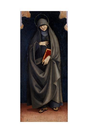 St. Clare, C.1515-20-Luca Signorelli-Giclee Print