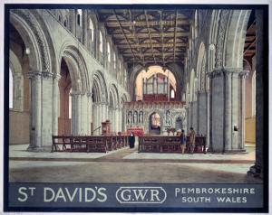 St. David's GWR Pembrokeshire South Wales