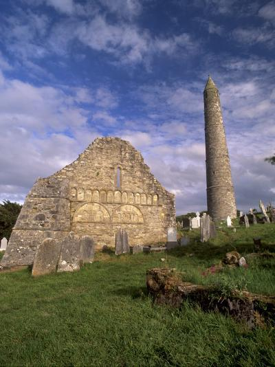 St. Declan's Roman Cathedral, Ardmore, County Waterford, Munster, Republic of Ireland-Patrick Dieudonne-Photographic Print