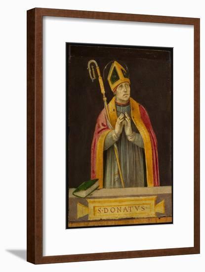 St. Donatus, c.1490-Filippino Lippi-Framed Giclee Print