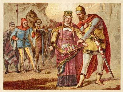 St Elizabeth of Hungary--Giclee Print