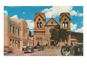 St. Francis Cathedral, Santa Fe, New Mexico