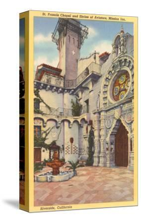 St. Francis Chapel, Mission Inn, Riverside, California