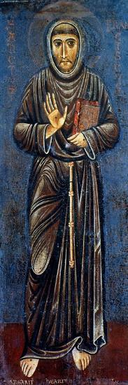 St. Francis Of Assisi-Margarito d'Arezzo-Giclee Print