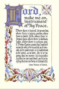 St. Francis Prayer