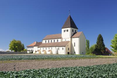 St. Georg Church, Oberzell, UNESCO World Heritage Site, Reichenau Island, Lake Constance-Markus Lange-Photographic Print
