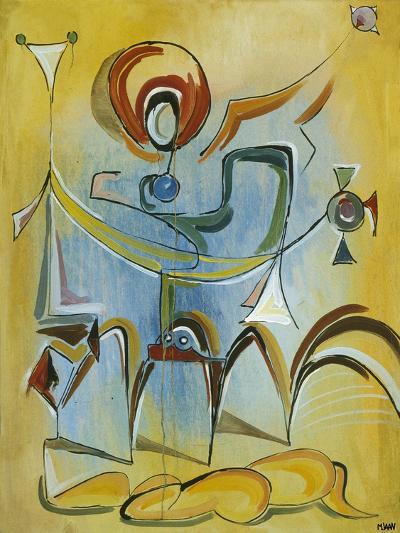 St.George and the Dragon-Vaan Manoukian-Art Print