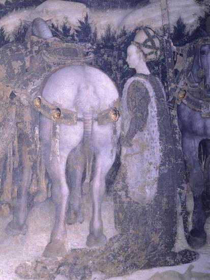 St George and the Princess, 1433-1435-Antonio Pisanello-Giclee Print