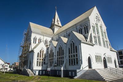 St. George's Cathedral, One of the Largest Wooden Churches in the World, Georgetown, Guyana-Michael Runkel-Photographic Print