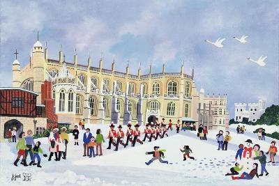 St. George's Chapel, Windsor-Judy Joel-Giclee Print