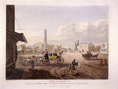 St George's Fields, Southwark, 1813-Dagaty-Giclee Print