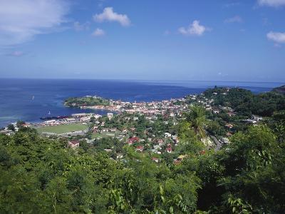 St Georges, Grenada, Caribbean-Robert Harding-Photographic Print