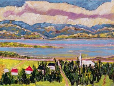 St. Germain, Quebec-Patricia Eyre-Giclee Print