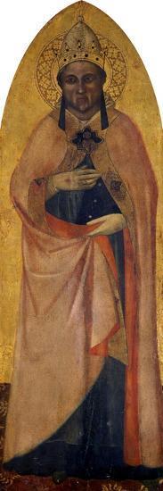 St. Gregory, C.1370-Andrea Di Bonaiuto-Giclee Print