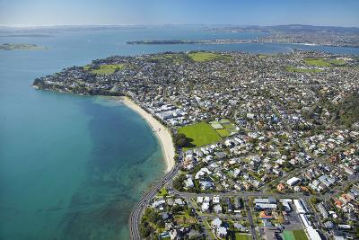 St. Heliers Bay, Auckland, North Island, New Zealand-David Wall-Photographic Print