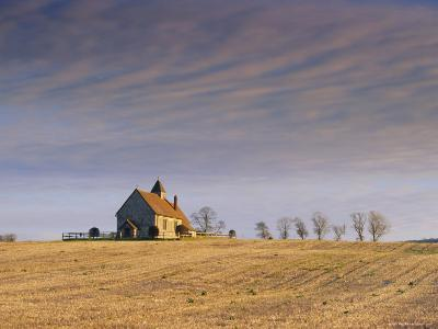 St. Hubert's Church, Idsworth, Hampshire, England, UK-Jean Brooks-Photographic Print