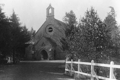 St Hugh's Church, Chakrata, India, 1917--Photographic Print