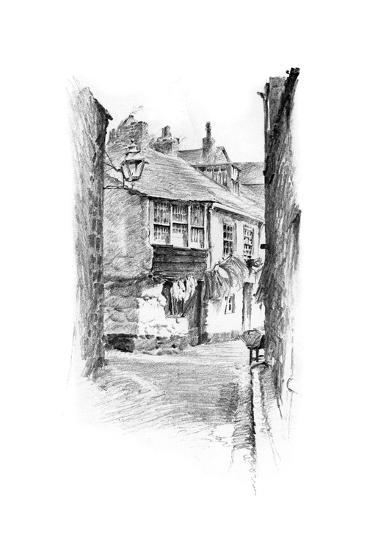 St Ives, Cornwall, 1898-Robert Norton Nance-Giclee Print