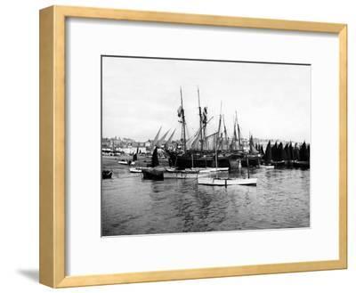 St Ives Harbour, C.1880-99