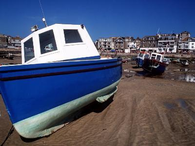 St. Ives in Cornwall--Photographic Print