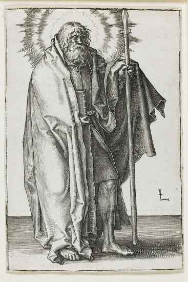 St. James Major, 1510-Lucas van Leyden-Giclee Print