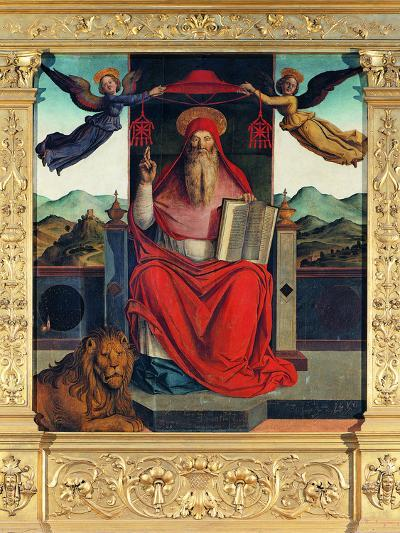 St Jerome at Pulpit--Giclee Print