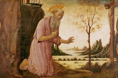 St. Jerome-Jacopo Del Sellaio-Giclee Print