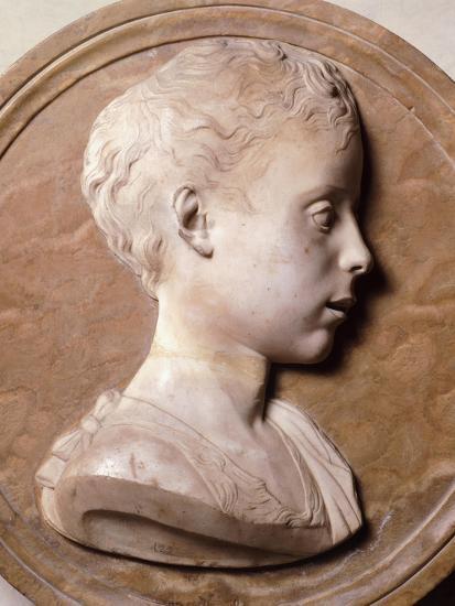 St John Baptist-Desiderio Da Settignano-Giclee Print