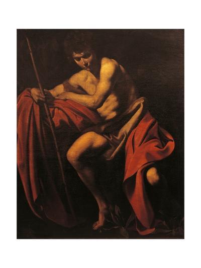 St John Baptist--Giclee Print