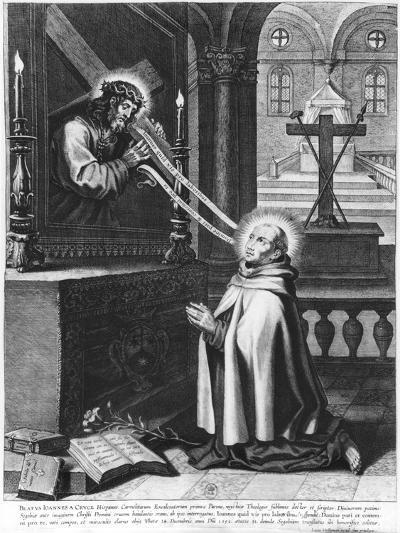 St. John of the Cross--Giclee Print