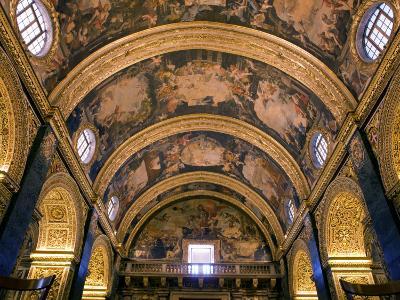 St. John's Co-Cathedral-Jean-pierre Lescourret-Photographic Print