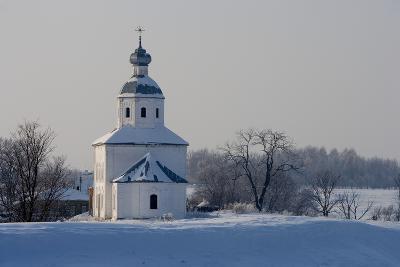 St John the Baptist Church (1744), Suzdal, Golden Ring, Russia--Photographic Print