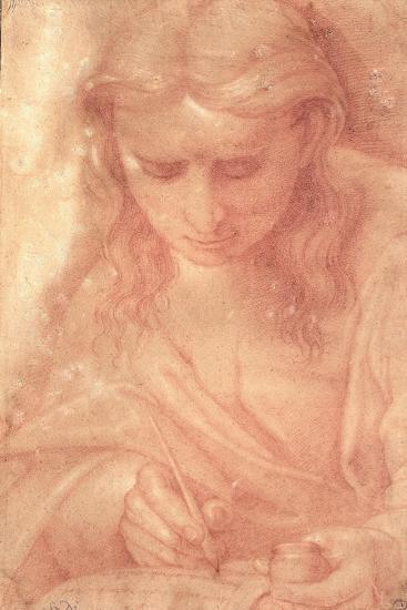 St. John the Divine-Luca Signorelli-Giclee Print