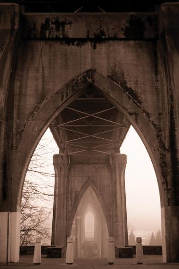 St. Johns Arches V-Erin Berzel-Photographic Print