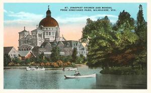 St. Josaphat Church, Milwaukee, Wisconsin